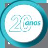 20 anos de Fundação